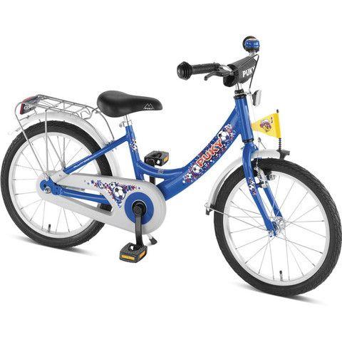 PUKY ZL 16 ALU Bike - Football Blue