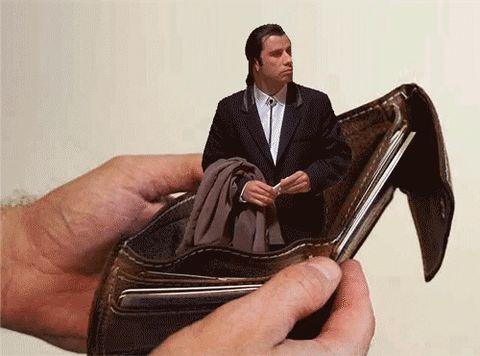 Seu sonho de ser milionario é só mais piada de como você é pobre