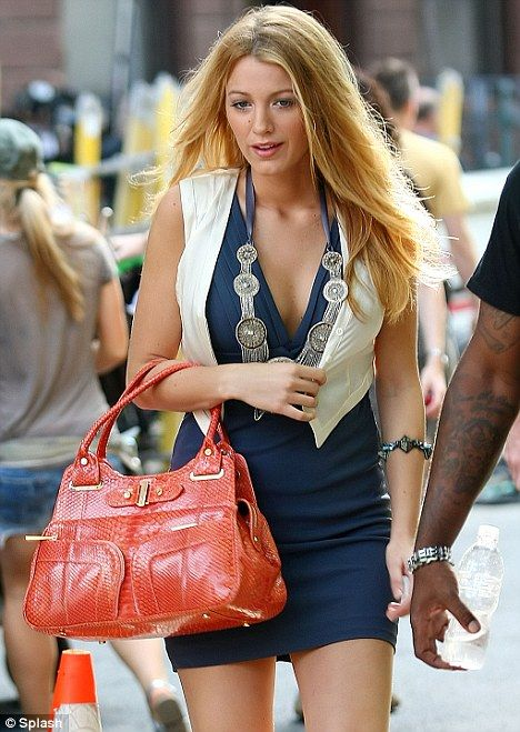 blake lively gossip girl fashion | Blake Lively