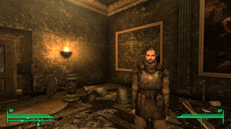 Fallout New Vegas Armors in Fallout 3 at Fallout3 Nexus - mods and community