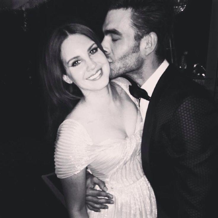 Feb 28 2016 Lana Del Rey With Jon Kortajarena At The