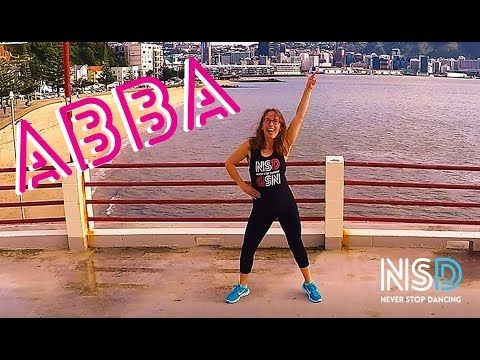 ABBA FLASH MOB CHOREOGRAPHY (DANCING QUEEN, WATERLOO, MAMMA