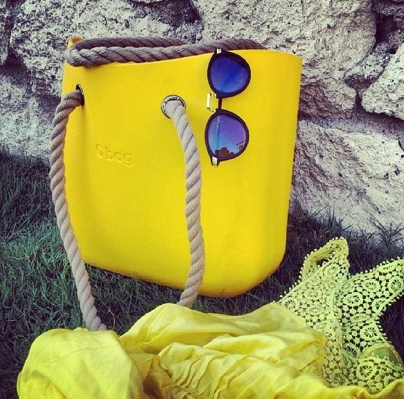 Enjoy the sun! #fullspotbiarritz #fullspot #obag #itbag