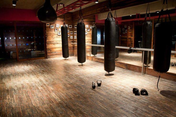 Ultra Wellness Center The Charlee Gym Floor Unique Interior Design