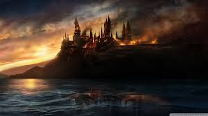 Image result for deathly hallows symbol wallpaper
