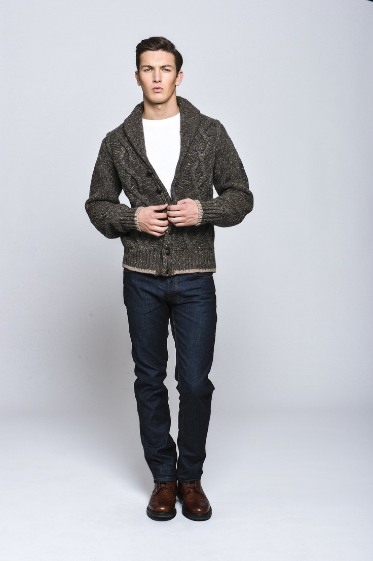 The Hackett Jumper by Eleanor Cox
