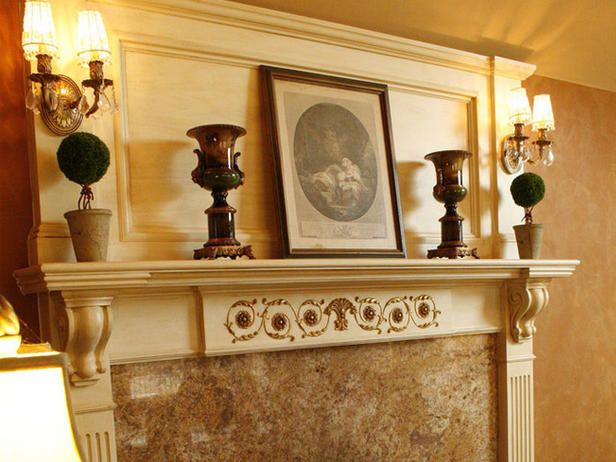 17 Best Images About Fireplace Mantel Decor On Pinterest