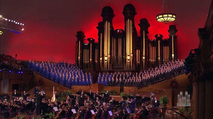 Battle Hymn of the Republic - Mormon Tabernacle Choir