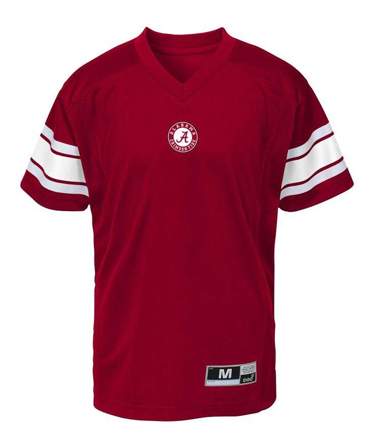 Alabama Crimson Tide Generation Football Jersey - Kids