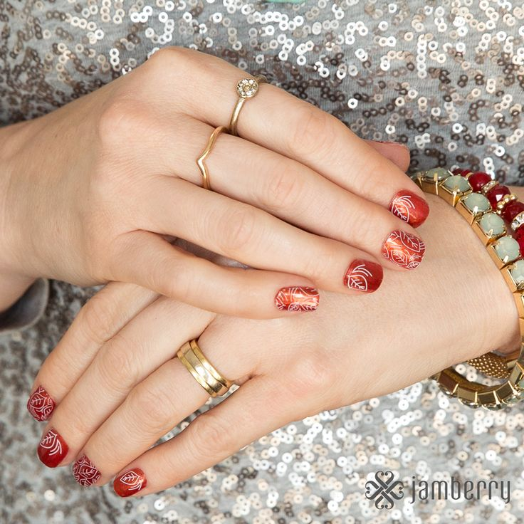 23 best Fall for Jamberry images on Pinterest | Autumn nails, Fall ...