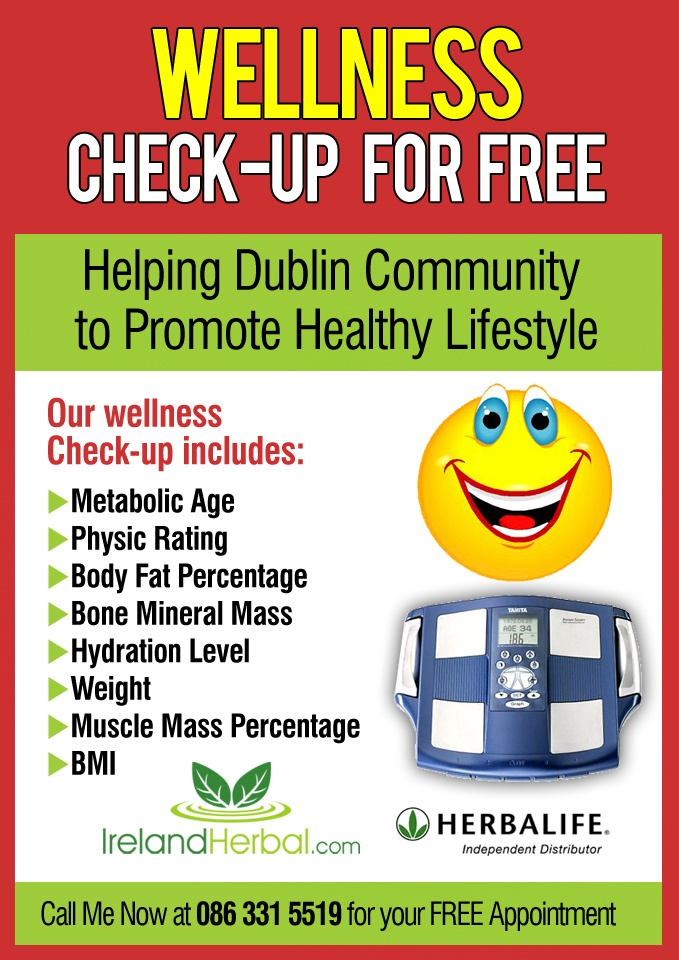 Wellness Check Up Helping Dublin Community To Promote