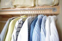 押入れ収納。毛布は立てて収納する。|サチ…あれ♪ ~北欧インテリア~