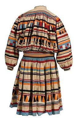1901-25   Seminole Man's Shirt