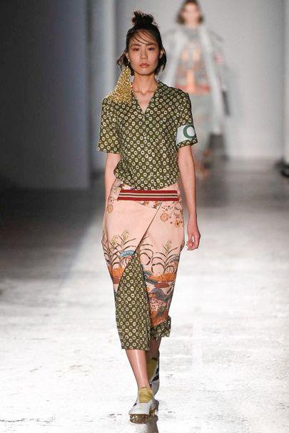 Stella Jean Spring/Summer 2017 Ready To Wear Collection   British Vogue
