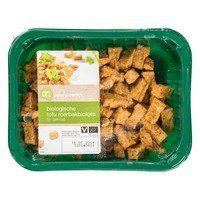 AH puur&eerlijk biologische tofu roerbak fijn gekruid