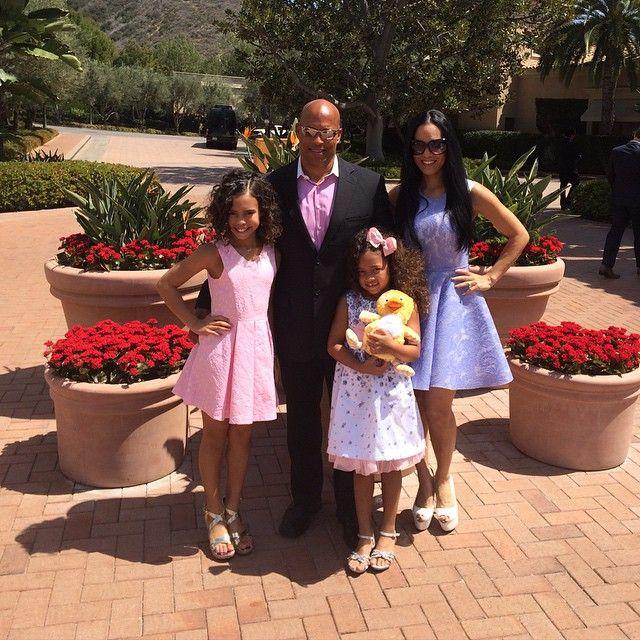 Asia Monet Ray @asiamonetray Family ❤️ Easter