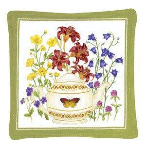Butterfly Teapot Spiced Mug and Tea Cup Mat