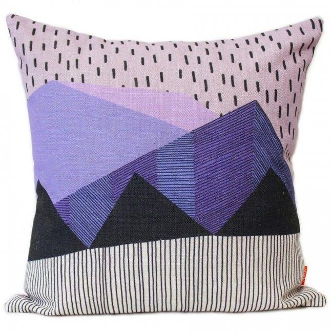 Lisa Lapointe Cushion - Monsoon by Lisa Lapointe | Clickon Furniture