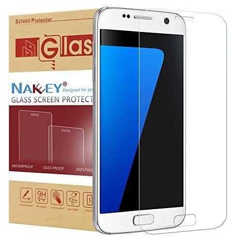 Galaxy S7 Protector de Pantalla, Nakeey Cristal templado Galaxy S7 Protector de pantalla de Ultra HD Claro Protector de Pantalla para Samsung Galaxy S7 #Galaxy #Protector #Pantalla, #Nakeey #Cristal #templado #pantalla #Ultra #Claro #Pantalla #para #Samsung