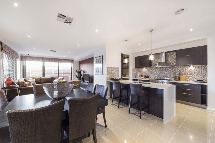 Arlington - Simonds Homes #interiordesign #dining