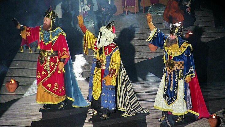 Descubre la ilusión con la que se vive la Cabalgata de Reyes Magos en Alcoy en la provincia de Alicante, con la información para ver la edición de 2018