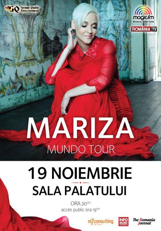 Mariza - Mundo Tour 2016 - 19 Nov 2016
