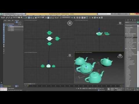 10 Kopyalama Özellikleri Clone Options HD 3Ds Max Modelleme Eğitim | Solidworks Eğitim - Cinema 4D Eğitim - Autocad Eğitim - Revit Eğitim - 3Ds Max Eğitim - Carrier Hap Eğitim