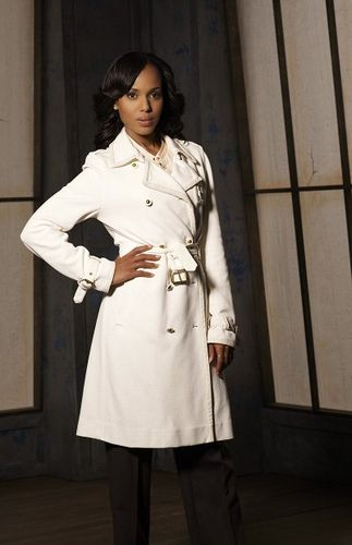 Feminist Halloween costume idea: Olivia Pope from Scandal.