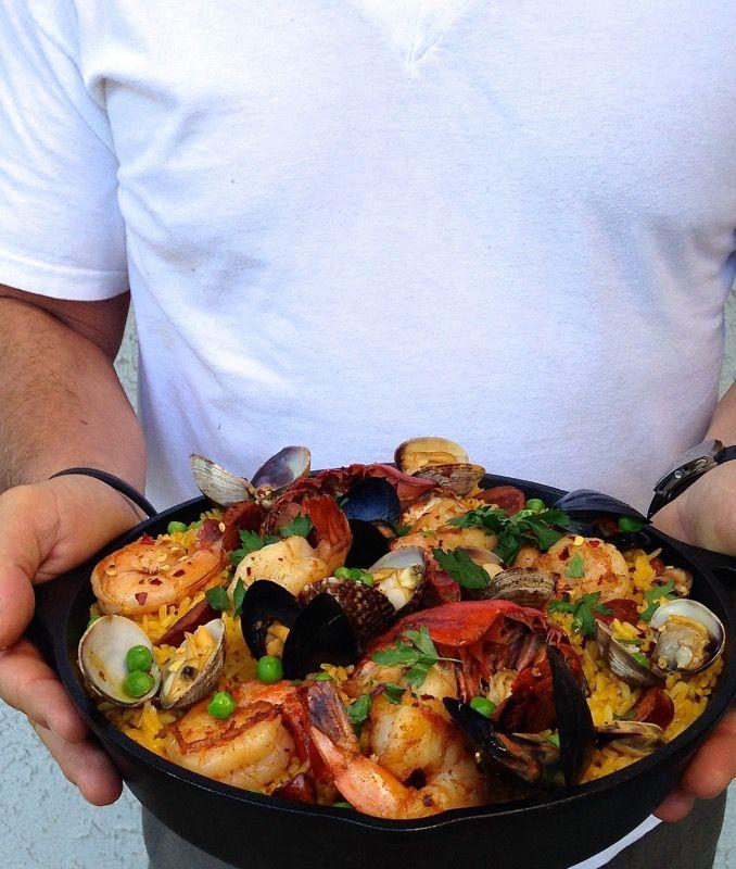 Les 28 meilleures images du tableau soir e espagnole - Cuisine espagnole tapas ...