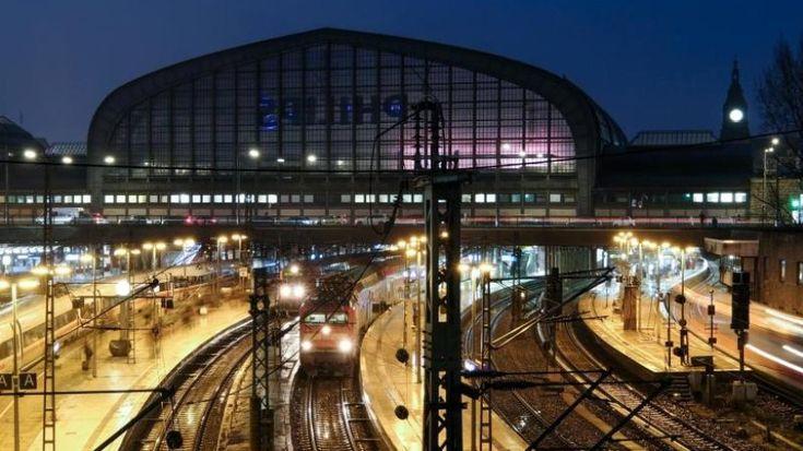 Der S-Bahnverkehr zwischen Hauptbahnhof und Altona wird in den Abendstunden jeweils ab 20 Uhr bis Betriebsschluss eingestellt (Symbolfoto=