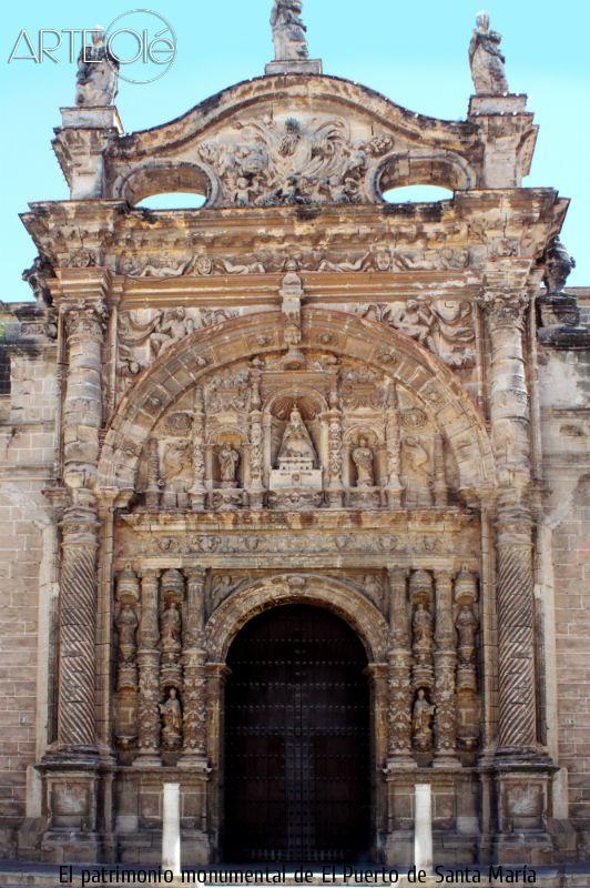 El patrimonio monumental de El Puerto de Santa María. http://arteole.com/blog/el-patrimonio-monumental-de-el-puerto-de-santa-maria/