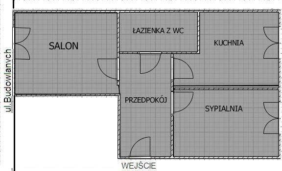 Mieszkanie to dwa pokoje z kuchnią i łazienką, w niskim bloku na 2 piętrze, bez balkonu, os.B.Jest nieumeblowane, do przejęcia od zaraz.Dla zdecydowanego klienta cena do negocjacji.Tel.608870244