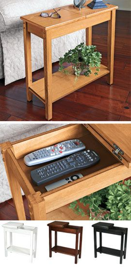 Solutions - Chairside Storage Table