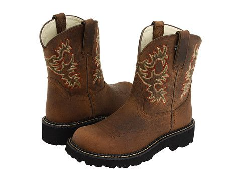 Ariat Fat Baby Boots - for feedin' the deer and pickin' up sticks