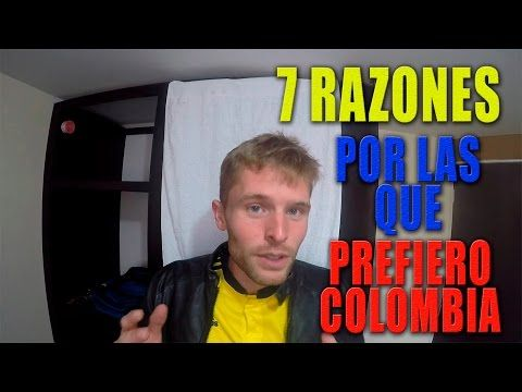 Estadounidense da 7 razones por las que prefiere Colombia sobre su país | Pulzo.com
