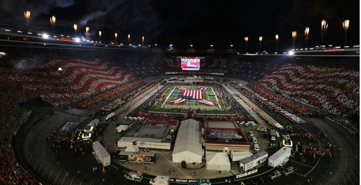 Patriotic at Battle Of Bristol