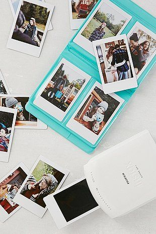 UrbanOutfitters.com: Awesome stuff for you & your space. Fuji film instax mini film accessories and album. Click the link to shop this look!