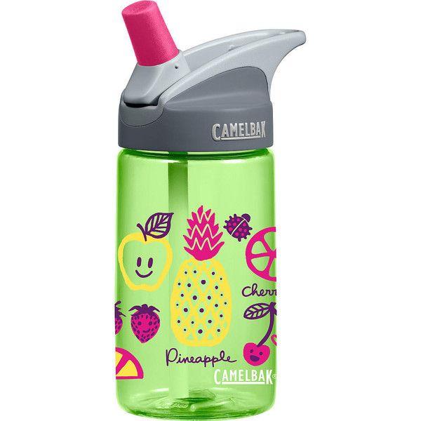 CamelBak eddy Kids 13.5 Ounce Water Bottle Fruit CamelBak ($13) ❤ liked on Polyvore featuring tablewear