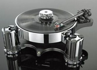 Avid Acutus Reference SP Turntable | Analogue Seduction