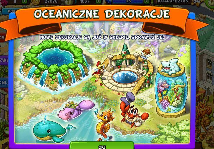 Oceaniczne dekoracje https://nrc.fansite.xaa.pl/thread-1729.html #skalnemiasteczko #newrockcity