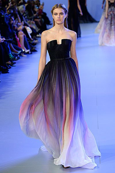 Elie Saab 2014 Oscars Dresses From Couture Fashion Week | Grazia Fashion