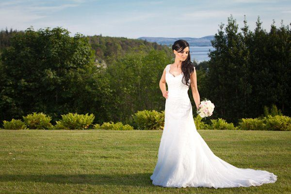 Bride Photoshoot Outside