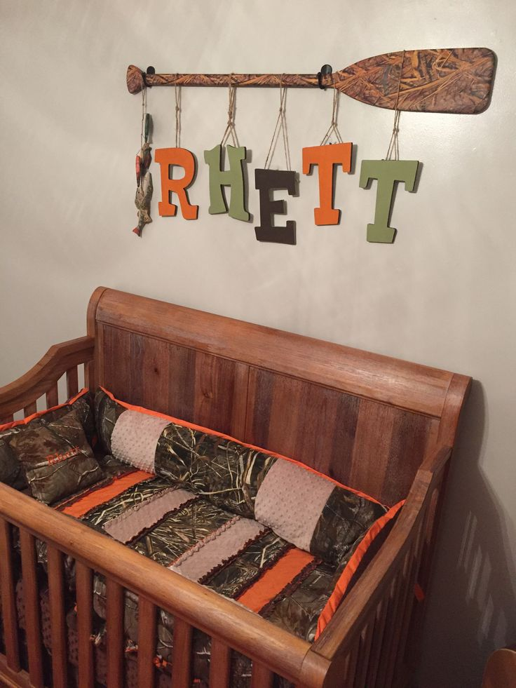 Hunting nursery themes thenurseries for Nursery theme ideas