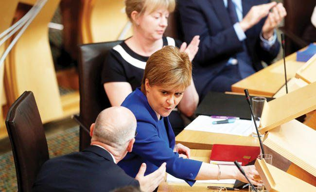 Scotland puts bid for second independence vote on hold http://betiforexcom.livejournal.com/25699479.html  Author:ReutersWed, 2017-06-28 03:00ID:1498589775388255700EDINBURGH: Scotland's devolved government has shelved its immediate plans to hold a second independence referendum until after the terms of Britain's exit from the UK are clear, First Minister Nicola Sturgeon said on Tuesday. The Scottish Parliament in March backed Sturgeon's bid to hold a new referendum in 2018 or early 2019…