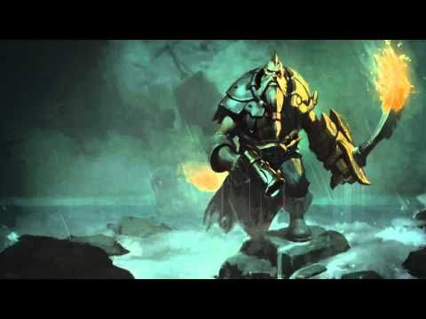 Gangplank League Of Legends Login Screen With Music - YouTube