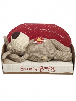 Boofle taking a nap!