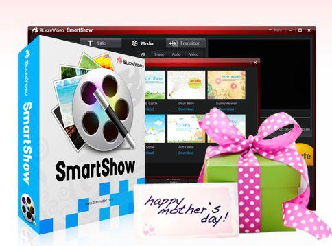 BlazeVideo Smart Show gratis per un tempo limitato | Giveawayita