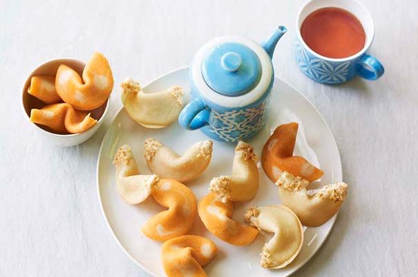 Paul's Fortune Cookies recipe. Certainly go down with a nice cup of hot tea!