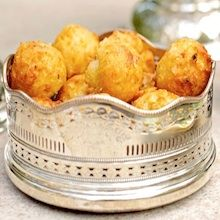 Recipe: Au Gratin Potato Balls (Might be similar to Omaha Steaks?) (freeze ahead) - Recipelink.com