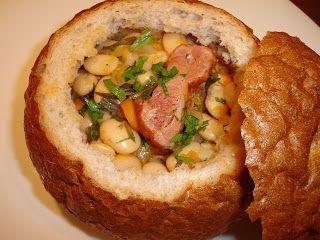 Bucătăria românească: supa de fasole (Ciorbă de Fasole)